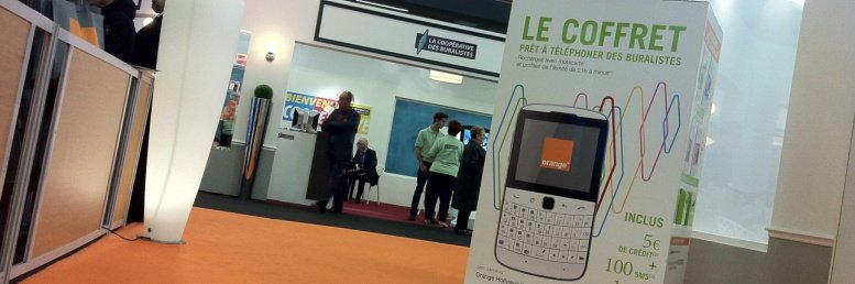 SALON LOSANGE'XPO: Affluence record... dans SALON LOSANGEXPO pack-telephonie