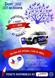 Affiche don actions 2015